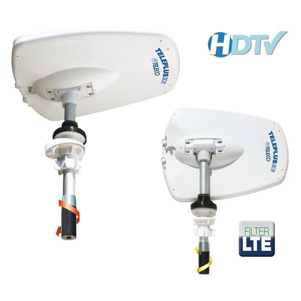 Teleco TELEPLUS X2/39U DVB-T/T2 Richtantenne LTE/4G