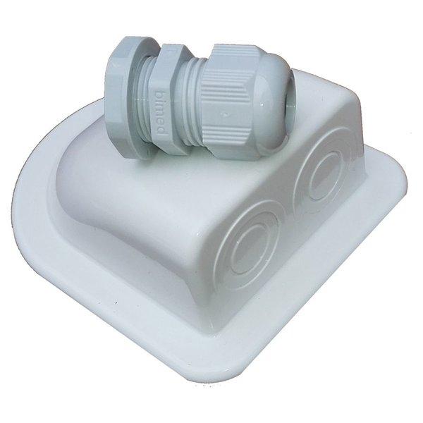 NDS CABLE BOX Kabel Dakdoorvoer Zonnepaneel PST + PG13