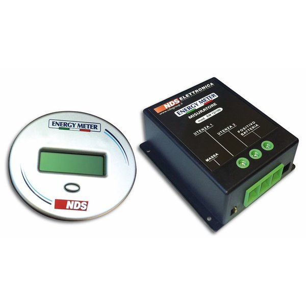 NDS ENERGYMETER Draadloos Energiemeter