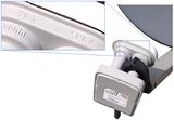 M7 CDS / Inverto DUO Quad lnb 19.2+23.5 60 cm_
