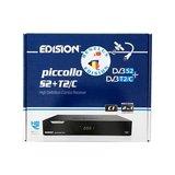 Edision Piccollo BNL Combo S2+T2/C SC/CI USB PVR, M7 & Joyne_