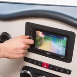 Teleco M-DVD6000 TRUCK DAB Fiat Ducato Navigatiesysteem_