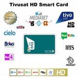 FUBA ODE718 incl. tivusat-smartcard_