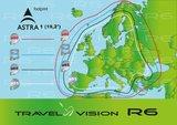 Travel Vision R6 FLAT 51x51 Vlakantenne Portable op=op_