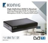 Full HD DVB-T2 Ontvanger 1080p Free to Air (FTA)_