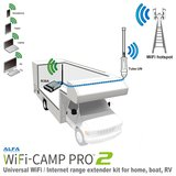 Alfa Network WiFi-Camp Pro2 Set Tube N Antenne + R36A Router_11