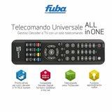 Afstandsbediening voor Fuba ODE713 HD Tivusat_