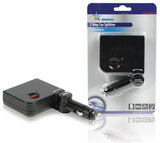Vergelijk Autolader 4-Uitgangen 1.0 A Auto / USB Zwart_