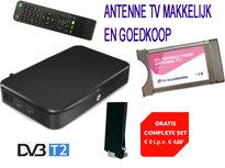 PROMO Gratis complete set voor Antenne TV*