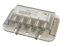 Maximum 1216 4/1 High Isolation DiSEqC 1.0 switch