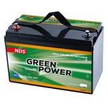 NDS GP 120 Service Accu AGM 12V 120Ah 330 * 171 * 220h