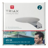 Triax UFO 150 Digital LTE 4G 28dB 5-24V