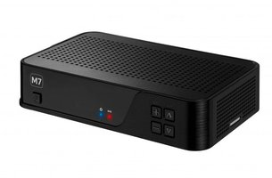 M7 MZ-101 interactieve HD-ontvanger met geïntegreerde smartcard