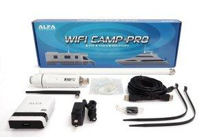 Alfa Network Camp-Pro V2 WiFi Set Tube N Antenne+R36 op=op