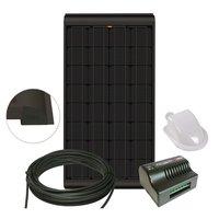 NDS KBP110WP Zonnepaneel Black 110W SET + Suncontrol MPPT
