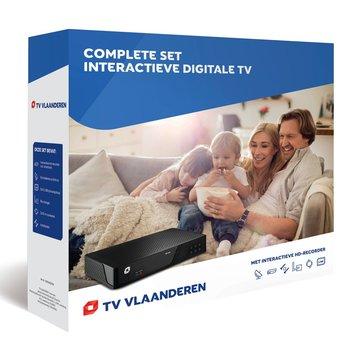 M7 TVV EVO MP201 HD Home StarterSet TV