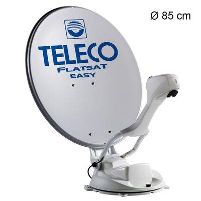 Teleco Flatsat Easy SMART 85cm BX, 10 Sat Op=Op