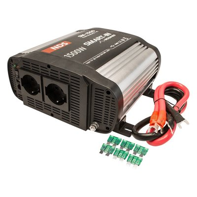 NDS SMART-IN MODIFIED 12V Omvormer 1500W