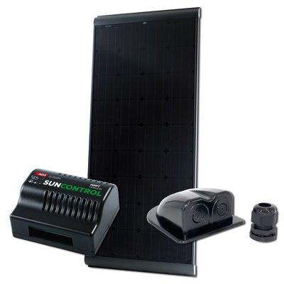 NDS BLACKSOLAR 180W Zonnepaneel SET + SC300M