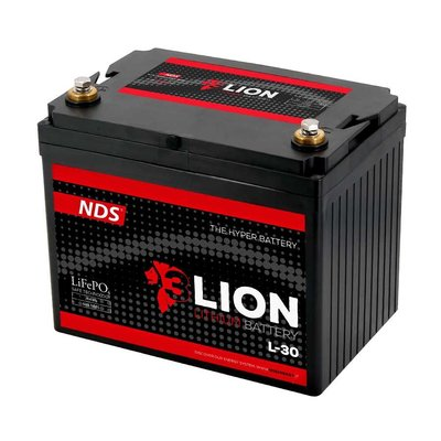 NDS 3LION Lithium Accu 12V-30Ah