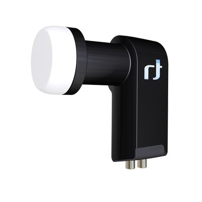 Inverto IDLB-TWNL40-Ultra Black Twin 40mm Lnb