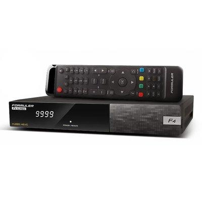 Formuler F4 TURBO COMBO HEVC H265 CI/CS USB PVR DVB-S2+C/T