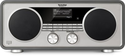 Technisat DigitRadio 600, Black, DAB+