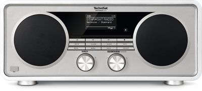Technisat DigitRadio 600, White,DAB+