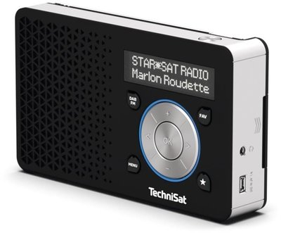 Technisat DigitRadio 1 Black/Silver