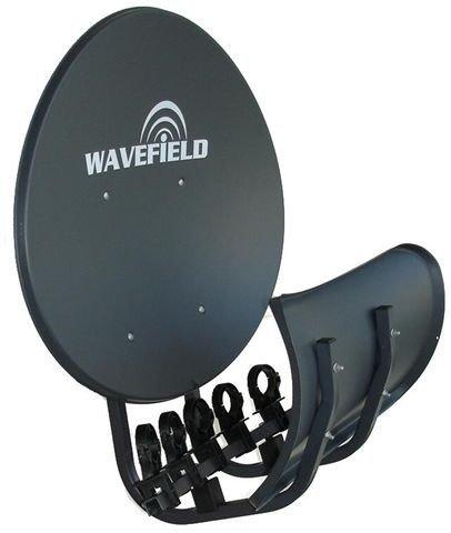 Wavefield / Wavefrontier T55 Mastmontage