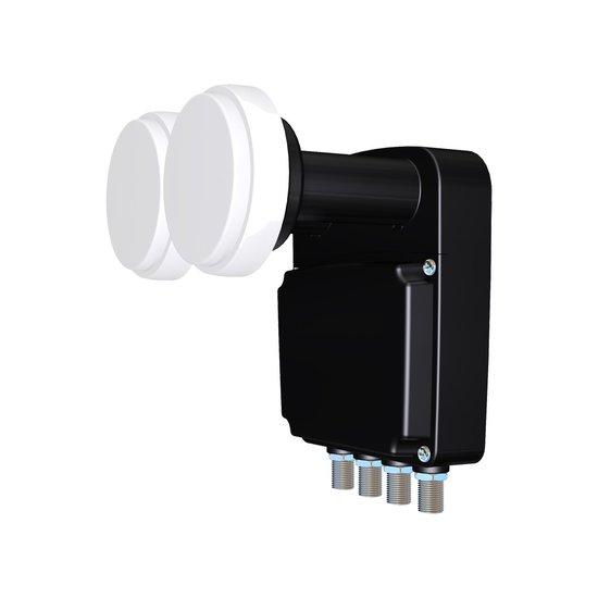 Inverto IDLB-QUDM21-MNO43 DUO Quad LNB tbv 78/88cm BlackPro