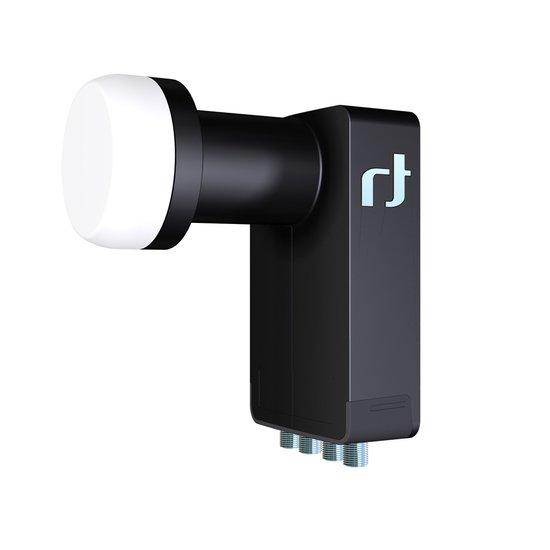 Inverto IDLB-QUDL40-Ultra Black Quad 40mm Lnb