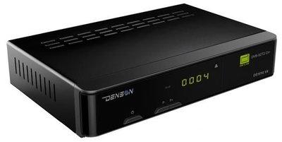 Denson DS1010 Road V4 CI+ Combo, S2/C/T2, 8-28V, IR, HEVC