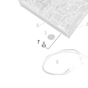 Teleco 01458 spare part Steun T.CL.E.65/85