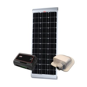 NDS SOLENERGY 100W Zonnepaneel SET + SC350M