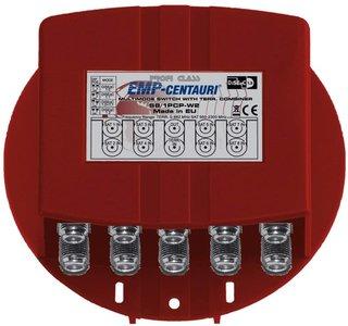 EMP-CENTAURI S8/1PCP-W2  8/1+1 Diseqc switch incl. behuizing
