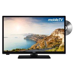 "Nikkei NLD24M SMART 24"" 12VLED HDR DVD S2/C/T2 CI+HEVC H.265"