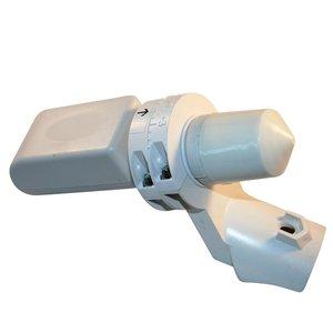 Travel Vision R6/7 Spare Part 55cm Single Lnb + Houder