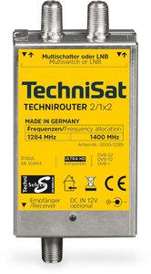 TechniSat Mini 2/1x2 Technirouter