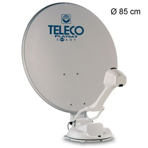 Teleco Flatsat SKEW Easy BT 85 SMART TWIN, P16 SAT,Bluetooth