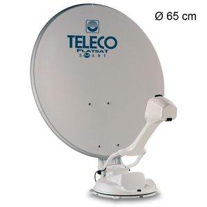 Teleco Flatsat SKEW Easy BT 65 SMART TWIN, P16 SAT,Bluetooth