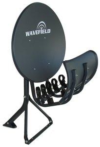 Wavefield / Wavefrontier T55 (Muurmontage)
