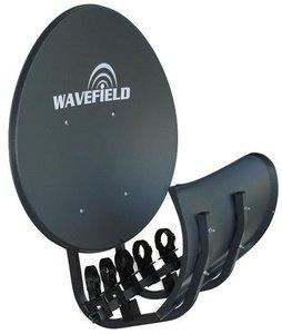 Wavefield / Wavefrontier T90 Mastmontage