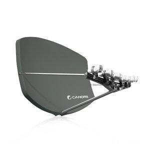 Cahors 0140956 Big-BiSat Multifocus G4 91x70cm antraciet