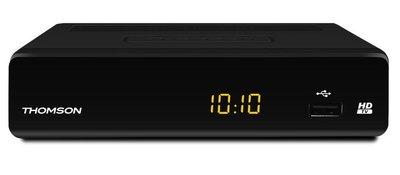 Thomson THT504+ DVB-T HD USB PVR, display