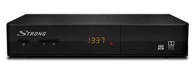 Strong SRT 8211 DVB-T2 HEVC HD, display