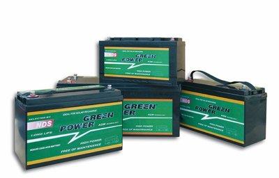NDS GP 80s Service Accu AGM 12V 80Ah 260 * 168 * 215h