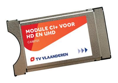 Module Viaccess CI + met smartcard voor ANTENNE TV