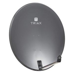 Triax TDS 88 7016 Antraciet, 6 Hoeks Vleugelmoer
