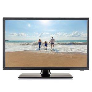 "Travelvision 19 LED TV 19"" CI S2/T2/C 12V DVD HEVC H.265"